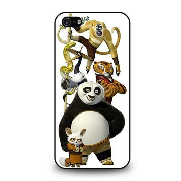 KUNGFU PANDA HEROES iPhone 5 / 5S / SE Case Cover