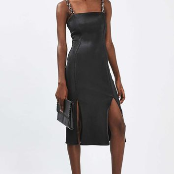Chunky Chain Midi Dress | Topshop