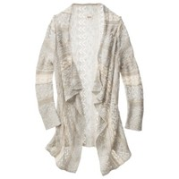 Mossimo Supply Co. Junior's Romantic Cardigan