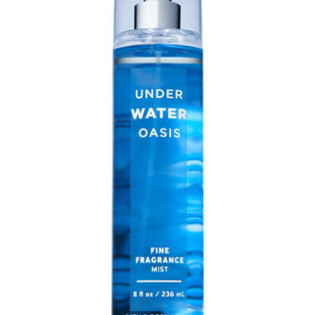 Underwater Oasis Fine Fragrance Mist - Signature Collection | Bath & Body Works