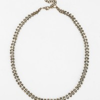 Metal Nugget Choker - Urban Outfitters