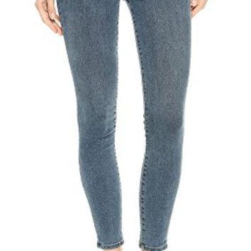 J Brand 835 Mid-Rise Photo Ready Cropped Skinny Jeans