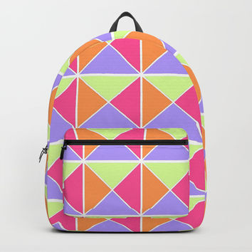 Déco Géo 04 Backpacks by Zia