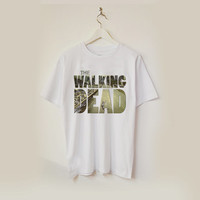 the walking dead T-shirt unisex adults USA