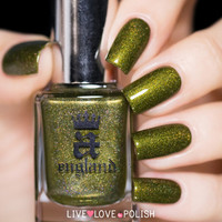 A-England Fotheringhay Castle Nail Polish (Elizabeth and Mary Collection)
