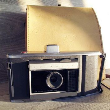 Polaroid Land Camera  Model J66  Early 1960s  Comes by LetterKay