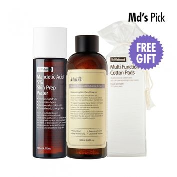 MD'S PICK | Prep & Moist Up Kit