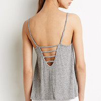 Ladder Cutout Cami