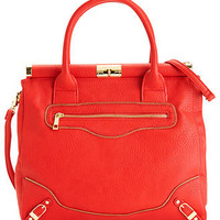 Olivia + Joy Handbag, Miss Priss Satchel - Satchels - Handbags & Accessories - Macy's
