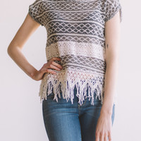 Hipster Knit Tee