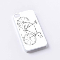tipography bicycle iPhone 4/4S, 5/5S, 5C,6,6plus,and Samsung s3,s4,s5,s6