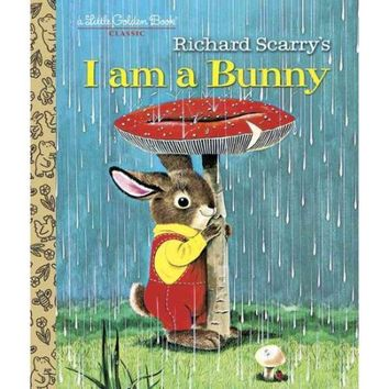 Richard Scarry's I Am a Bunny - Walmart.com