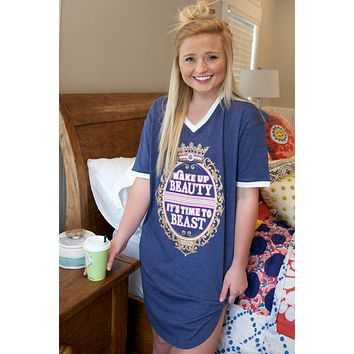 Jadelynn Brooke Wake Up Beauty - Sleep Shirt
