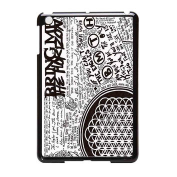 Bring Me To The Horizon Quote iPad Mini Case