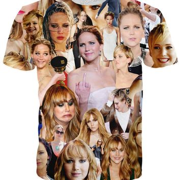 Jennifer Lawrence Paparazzi T-Shirt