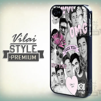 Kian Lawley O2L ( Our Second Life) Our 2nd Life iPhone 5C/5s case,iPhone 5 case,iPhone 4/4s case,iPhone case,Samsung S3/S4/S5 Case