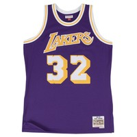 MAGIC JOHNSON SWINGMAN JERSEY - LOS ANGELES LAKERS