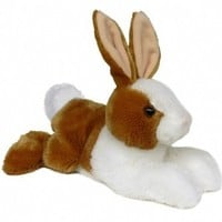 Aurora World Inc 12 inches  Gretchen The Bunny Flopsie