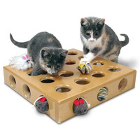 Pioneer Pet Peek A Prize Toy Box