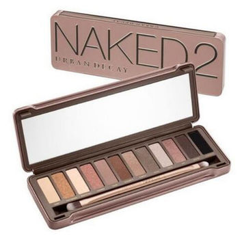 Newest Convenient Nk2 Urban Decay Naked Eyeshadow Palett Womens Makeup Tools