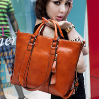 Fashion Women's Genuine Leather Bag Brand Shoulder Bags For Women New Designer Hand Bags
