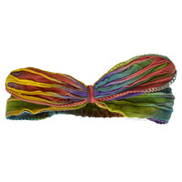 Tie Dye Bow Headband on Sale for $9.99 at HippieShop.com