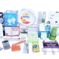 Mini-Mega Dorm Room Pack - 27 College Student Essentials Dorm Stuff