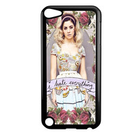 Marina And The Diamond I Hate Everything Ipod 5 Case