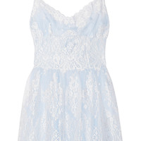 Rosamosario | Lord Byron Loves Italy lace chemise | NET-A-PORTER.COM