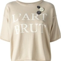 Each X Other 'L'art Brut' Sweater