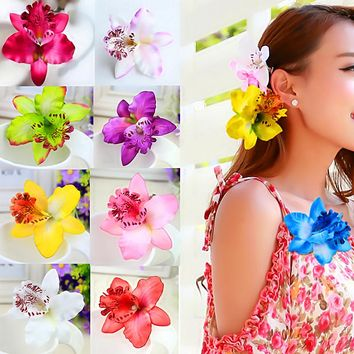 Flower Hair Clip Bridal Bohemia Summer Party Wedding Hair Accessories