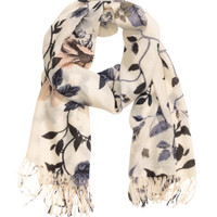 H&M Patterned Scarf $9.99