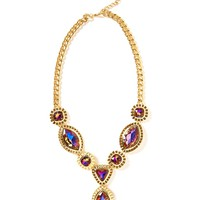 Mystic Topaz Gem Necklace