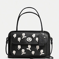 COACH CADY CROSSBODY IN FLORAL APPLIQUE LEATHER | Dillard's Mobile