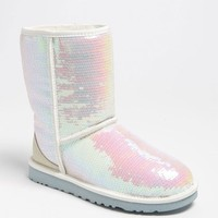 Women's UGG Australia 'Classic Short Sparkles - I Do' Boot