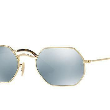 Tagre™ Look who's looking at this new Ray-Ban Octagonal Flat Lenses