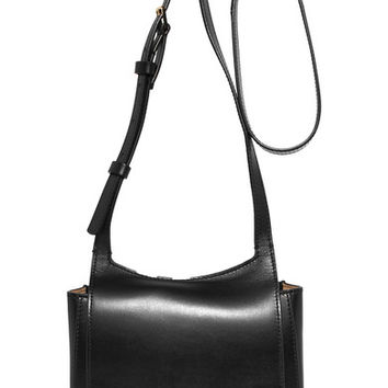 The Row - Hunting 7 leather shoulder bag