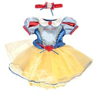 Morrisons: Disney Baby Princess Snow White Costume (Product Information)