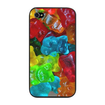 Gummy Bears iPhone 4/4S Snap Case - Ornaart Design