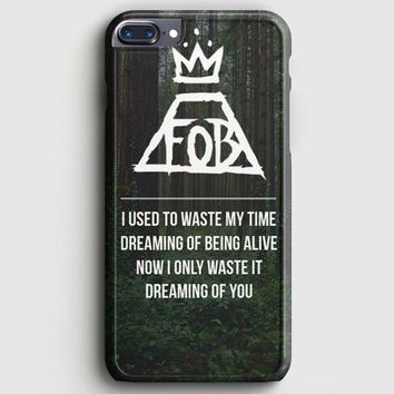 Fall Out Boy Ilostration iPhone 8 Plus Case | casescraft