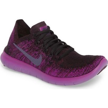 Nike Free Run Flyknit 2 Running Shoe (Women) | Nordstrom