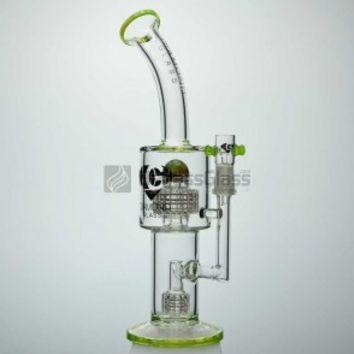 Oil Rig Water Pipes for Smoking | Dab Rigs at BadAssGlass.com