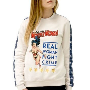 CIMISWON Wonder Woman Sweatshirt