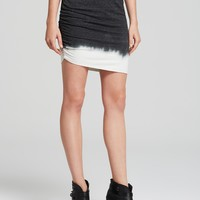 PAM & GELA Skirt - Pam Ruched