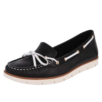 Virginia's Street Boat Shoe