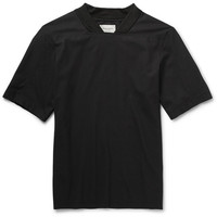 Public School - V-Neck Wool-Blend T-Shirt | MR PORTER