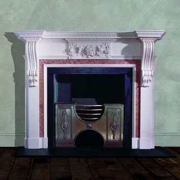 Product: 17-Palladian - Fireplace Mantels, Fireplace Mantel, Custom Mantels, Stone Mantels, Marble Mantels, Travertine Mantels, Mantels with legs, Mantel shelves, Unfinished mantel shelf, Full mantel, Antique Mantels, Oak mantels, Pine - at wilshirefirepla