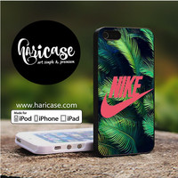 Nike Palm Pink iPhone 5 | 5S | SE Cases haricase.com