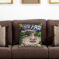 the story so far Pillow Cover , Custom Zippered Pillow Case One Side Two Sides