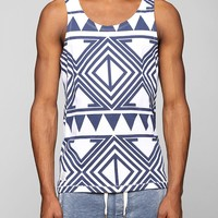 Native Youth Reverse Print Tank Top - Urban Outfitters